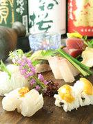 広島の地酒と江田島の牡蠣 桑乃家